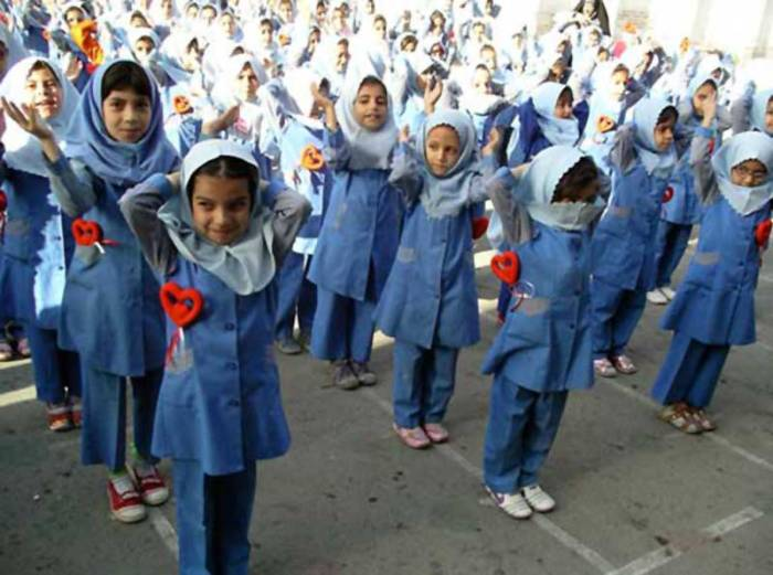 schoolgirlsIran